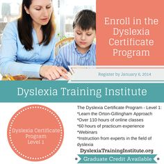 Dyslexia Training Institute
