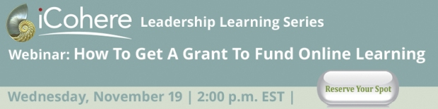 How to get a grant to fund online learning