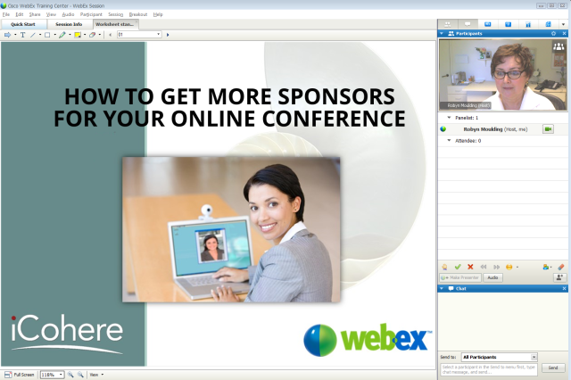 How To Get More Sponsors for Online Events