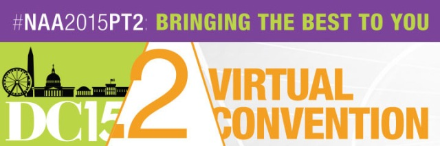 Benefits of an online convention