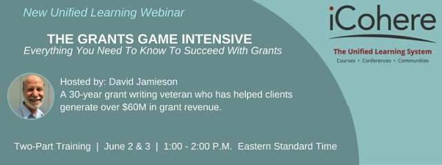 Jamieson Unified Learning Webinar