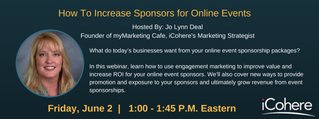 Increase Event Sponsorships (1)