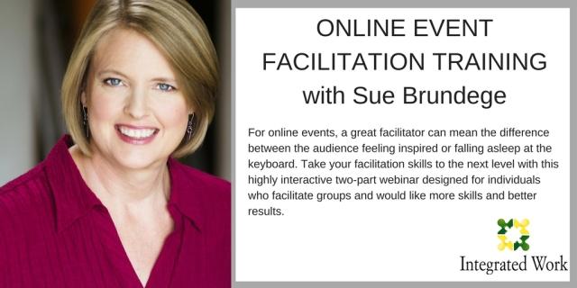Event Facilitation Skills Training