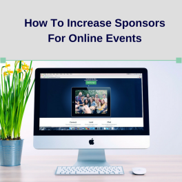 How to Increase Spnnsors for Online Events